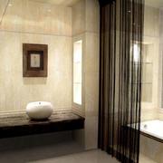 后现代风格卫生间浴室装饰