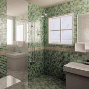 现代简约密集型瓷砖设计