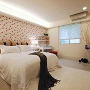 三室一厅简约风格卧室设计