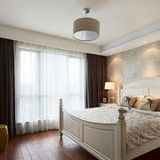 小户型卧室飘窗装修设计