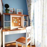 儿童房韩式田园风格飘窗设计