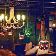 混搭风格咖啡厅装饰设计