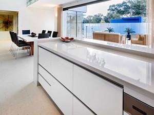 180平米后现代风格理性纯现代别墅装修设计