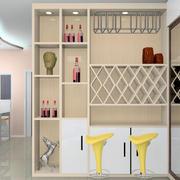 现代简约风格酒柜设计
