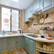 小户型欧式厨房设计