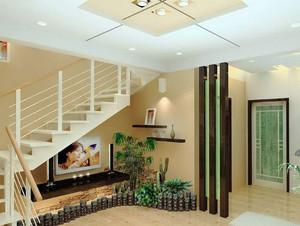 跃层楼梯装修效果图一览