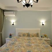 卧室创意床头灯饰设计