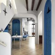 小公寓简约风格餐厅装饰