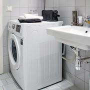 简约婚房洗衣室装饰