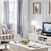 欧式田园风格客厅装饰