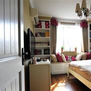 小户型美式卧室装修