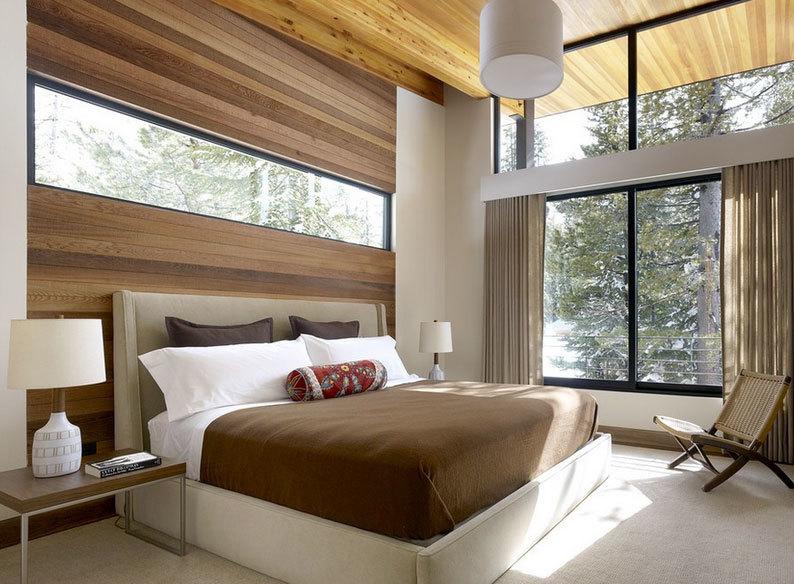 如同素颜美女一般:完美现代简约风格卧室装修效果图欣赏大全
