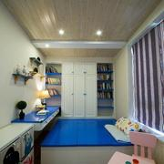 榻榻米卧室石膏板吊顶