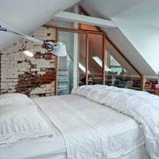 loft风格小户型卧室装饰