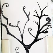 中式风格照片墙装饰