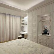 欧式奢华卧室衣橱装饰