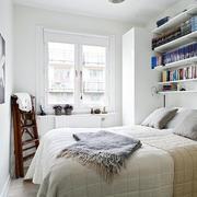两室一厅卧室效果图