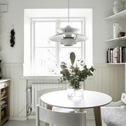北欧风格公寓置物架效果图