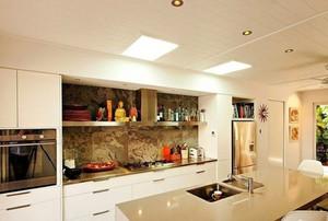 厨房的逆袭:领略不一样的韩式厨房装修设计