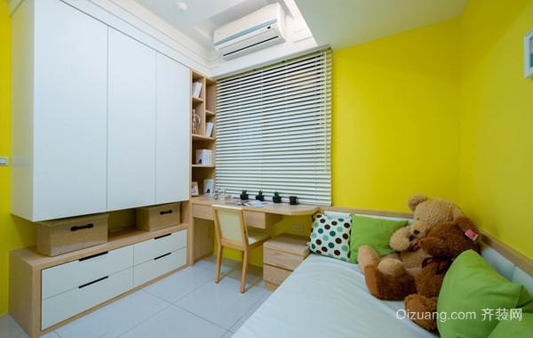 星星会说话:萌娃的儿童房设计会开花