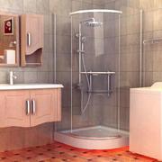 欧式简约卫生间瓷砖墙贴