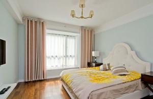 小户型北欧风格卧室设计