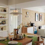 公寓餐厅装饰效果图