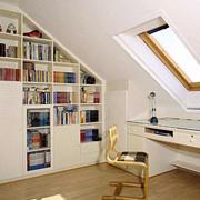 阁楼斜顶天窗设计