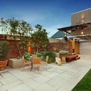 别墅花园装修设计