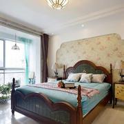小户型美式卧室装饰