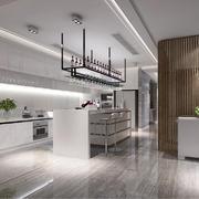 复式楼室内厨房效果图