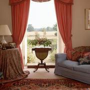 美式简约乡村风格家居客厅装饰