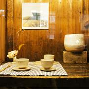 老房客厅储物柜装饰