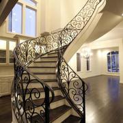 别墅欧式楼梯装饰