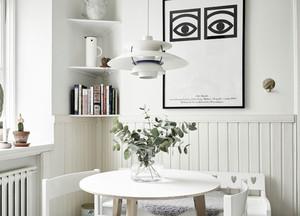 55平米文艺舒适的单身小公寓装修效果图