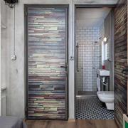 公寓简约风格卫生间设计