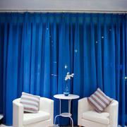 阳台简约沙发装饰
