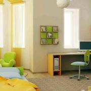 欧式简约风格儿童房设计