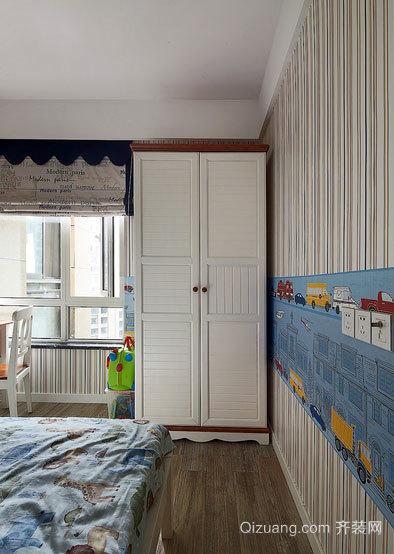 专为初中生打造的时尚家居小卧室装修效果图