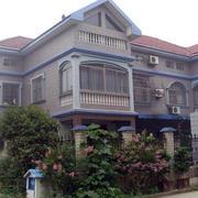 欧式复古风格农村房屋装饰
