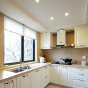 韩式简约风格厨房吊顶
