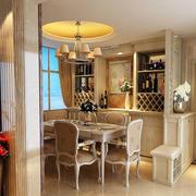 别墅奢华酒柜装饰