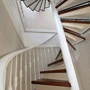 简约创意旋转楼梯装修