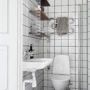 卫生间置物架设计