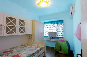 儿童房榻榻米床设计