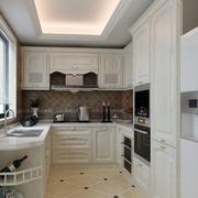 公寓欧式整体厨房装饰
