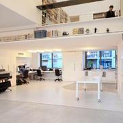 小型办公室简约风格装饰