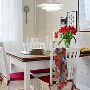 后现代风格公寓餐厅设计