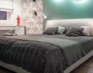 清新淡雅现代简约的北欧风格小户型一室装修效果图