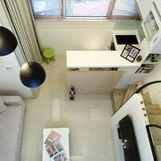 挑空阁楼客厅设计